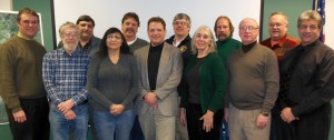 West Valley Citizen Task Force Members at the January 2015 Meeting