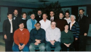 West Valley Citizen Task Force Members - Approximately 1998